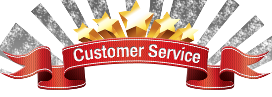 5 Star For Customer Service